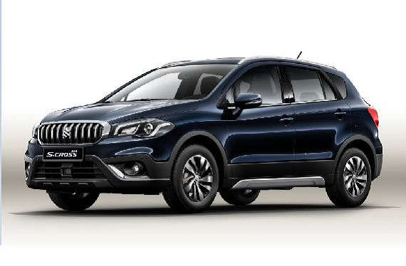 Suzuki SX4 S-CROSS 112 BOOSTERJET 4WD GL+ 6AT
