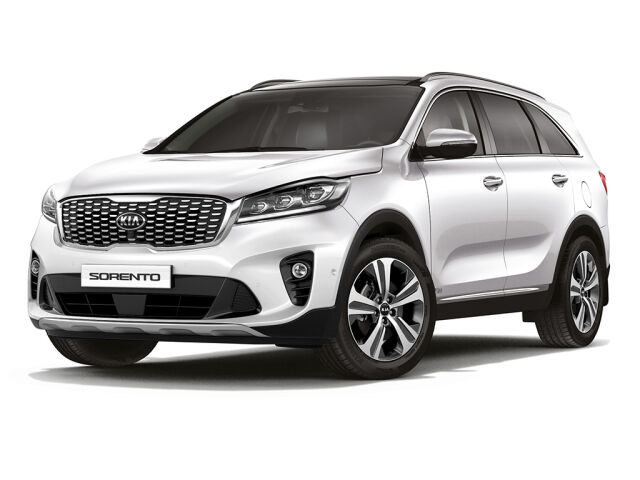Kia SORENTO 2,2 CRDi SCR AWD Business 7P