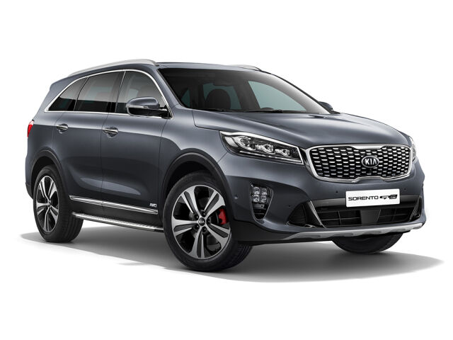 Kia SORENTO 2,2 CRDi SCR AWD Business Luxury GT-Line A/T 7P