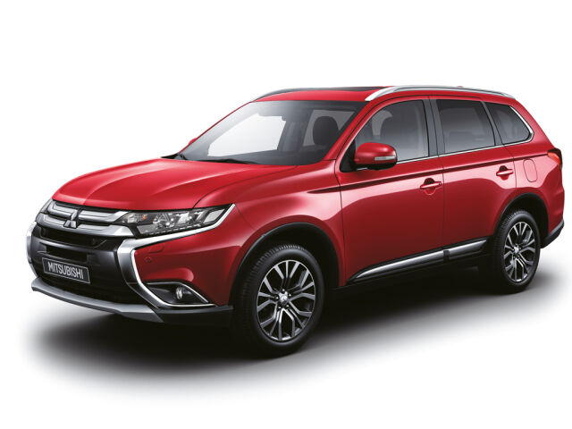 MITSUBISHI OUTLANDER 2,0 MIVEC Instyle EXE 4WD CVT 7P
