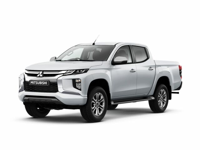MITSUBISHI L200 Double Cab 2,2 Di-D Instyle AT 2-paikkainen