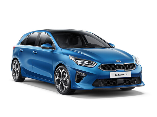 Kia CEED 1,4 T-GDI ISG 140hv Active 5D DCT A/T