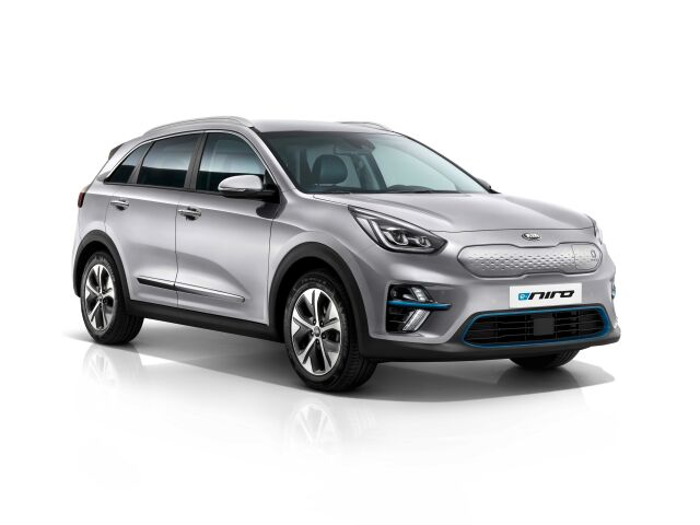 Kia Niro Electric Business Luxury 64 kWh 204 hv