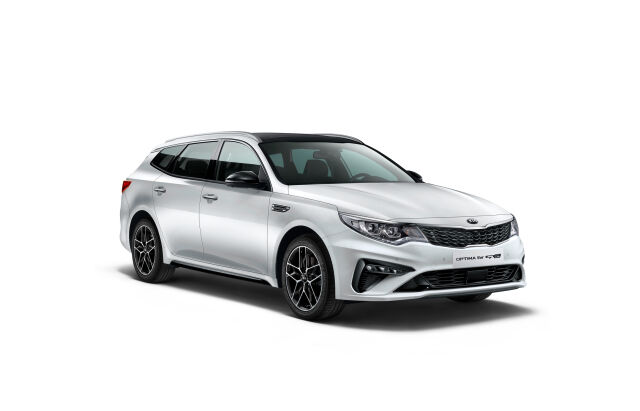 Kia OPTIMA 1,6 CRDi SCR ISG Business Luxury GT-Line Edition SW DCT A/T