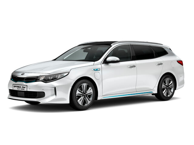 Kia OPTIMA 2,0 GDI Plug-in Hybrid Edition SW A/T