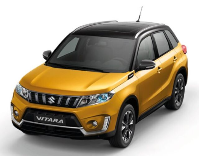 Suzuki VITARA 1,4 BOOSTERJET 4WD GL+ 6AT LIMITED