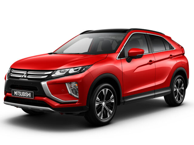 MITSUBISHI ECLIPSE CROSS 1,5 MIVEC Instyle EXE CVT 4WD